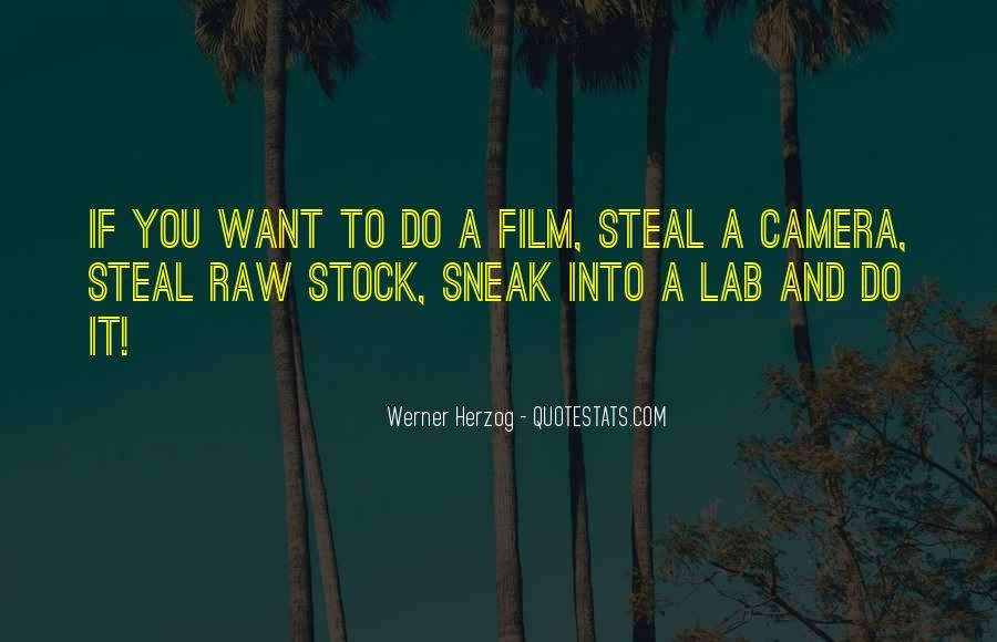 Werner Herzog Film Quotes #134477