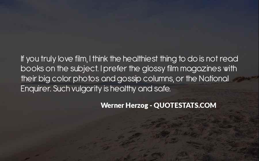 Werner Herzog Film Quotes #1582476