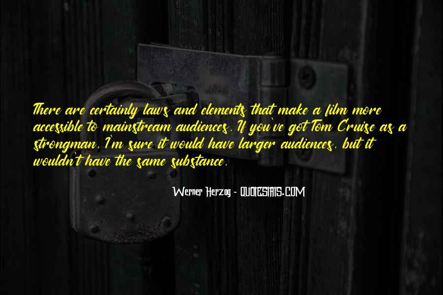Werner Herzog Film Quotes #500417