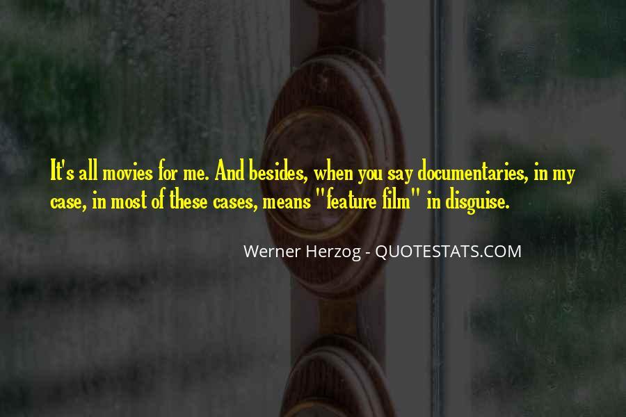 Werner Herzog Film Quotes #685179