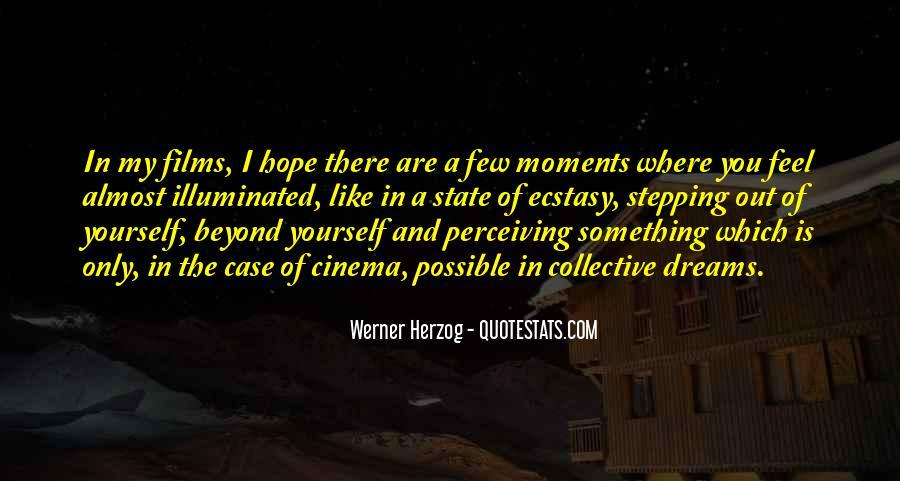 Werner Herzog Film Quotes #874949
