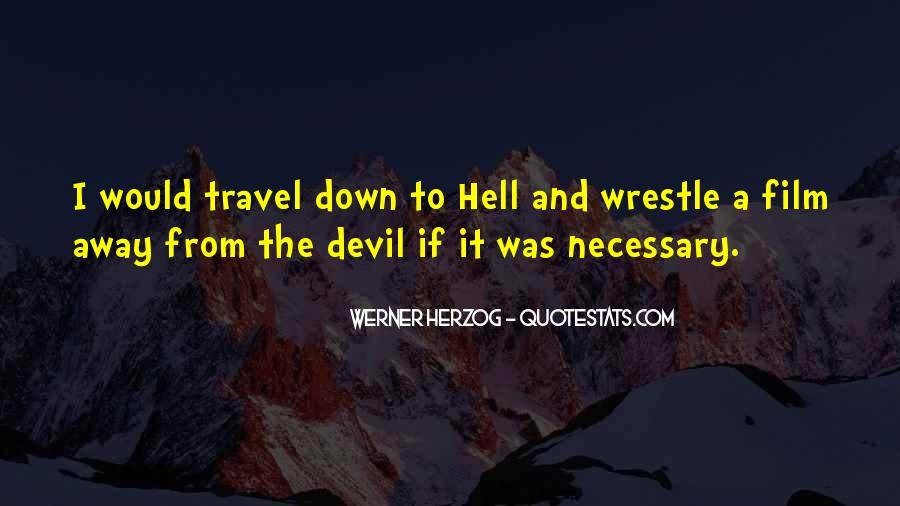 Werner Herzog Film Quotes #953119