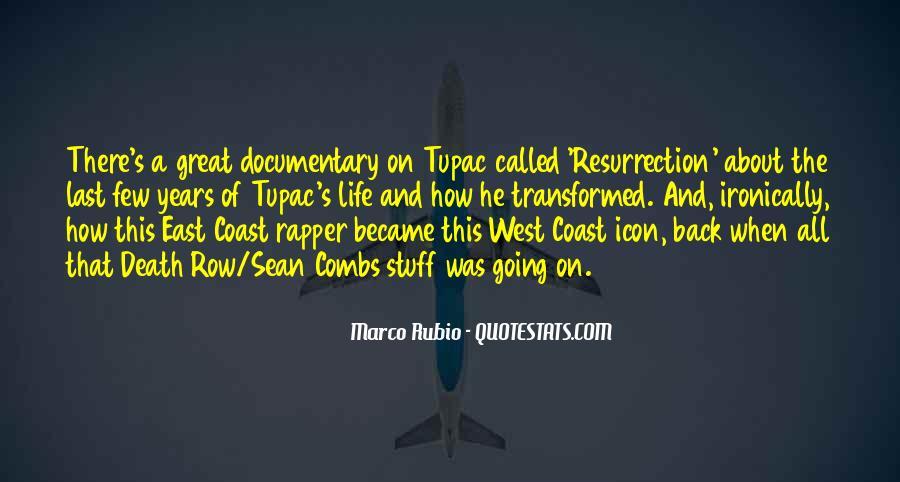 West Coast Rapper Quotes #683528