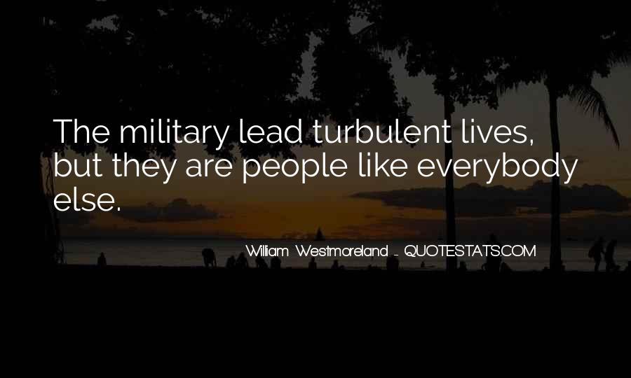 Westmoreland Quotes #1141124