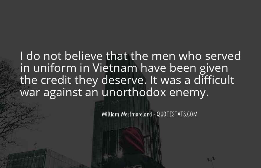 Westmoreland Quotes #1361802