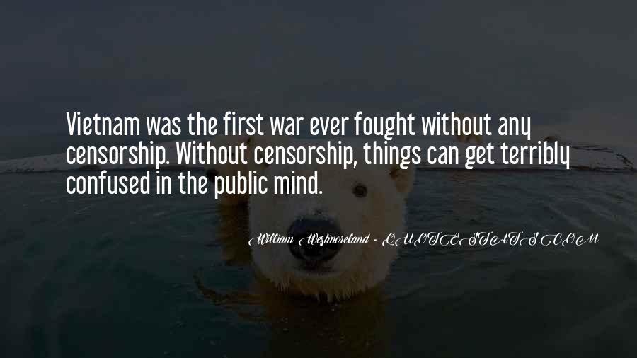 Westmoreland Quotes #1596520
