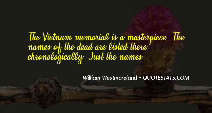 Westmoreland Quotes #1668573