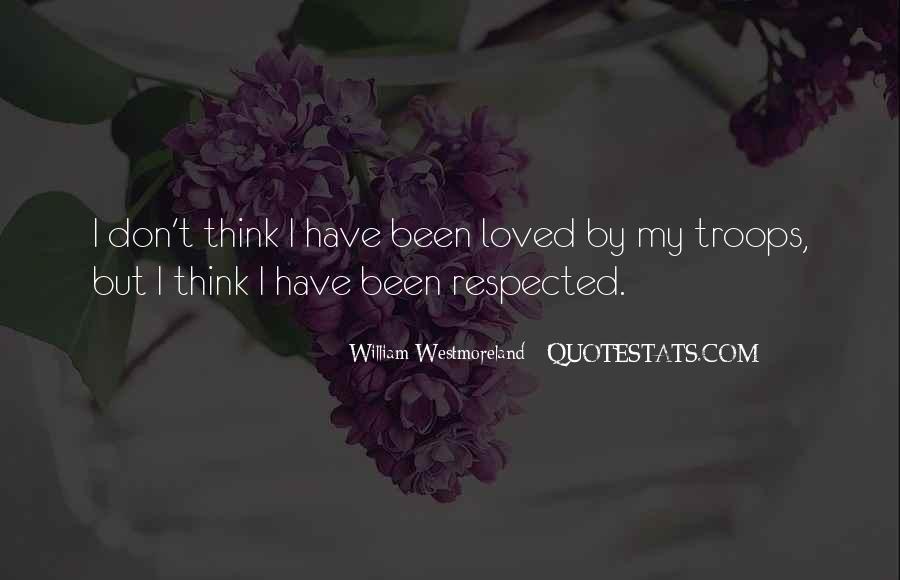 Westmoreland Quotes #1720820