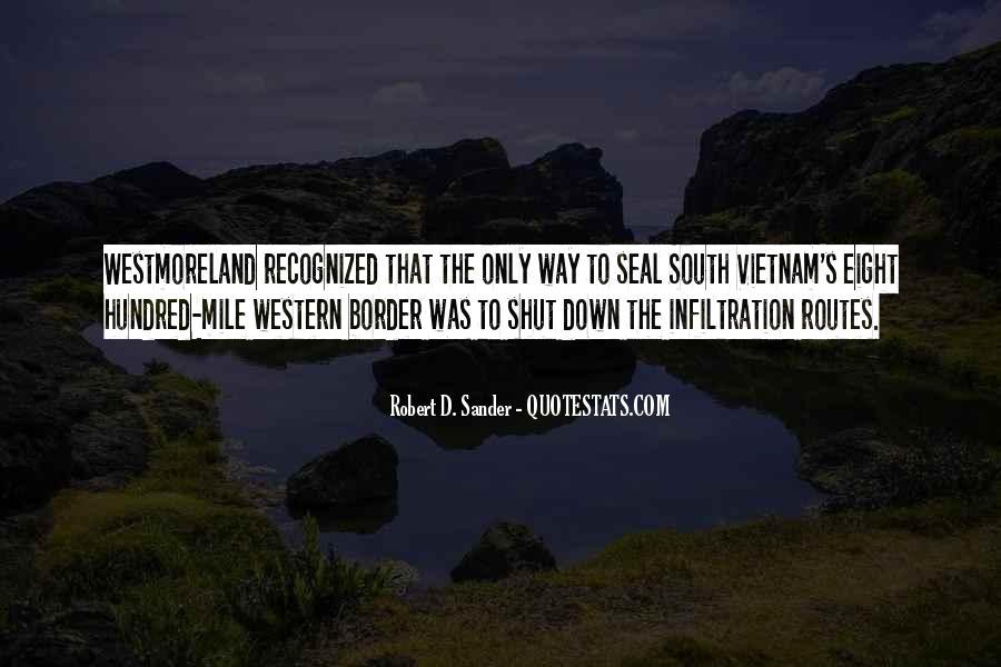 Westmoreland Quotes #1789224