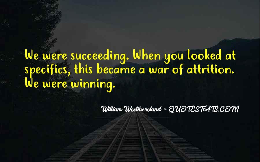 Westmoreland Quotes #210693