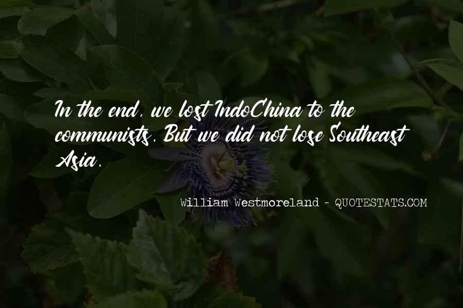 Westmoreland Quotes #430960