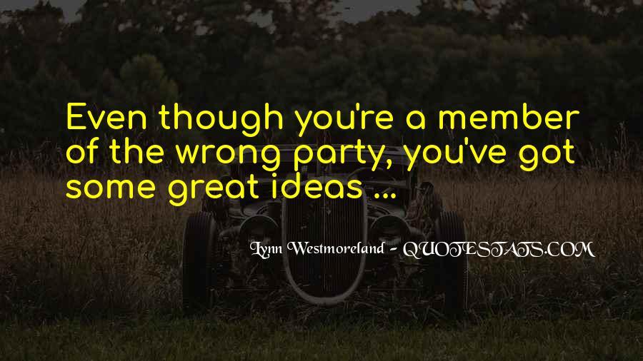 Westmoreland Quotes #461053