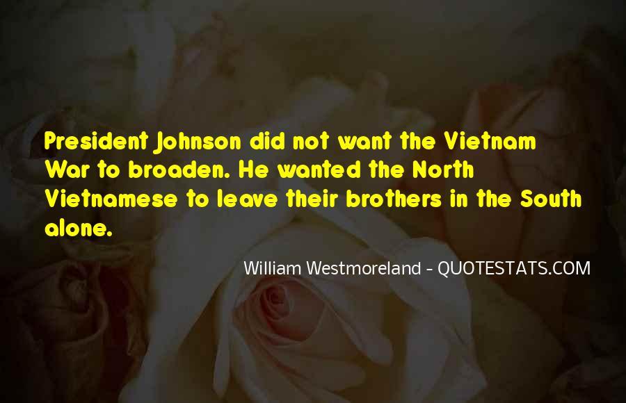 Westmoreland Quotes #692809