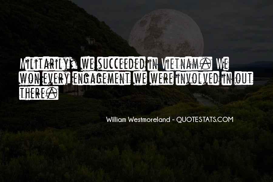 Westmoreland Quotes #715646