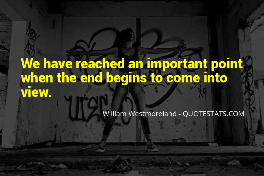Westmoreland Quotes #757781