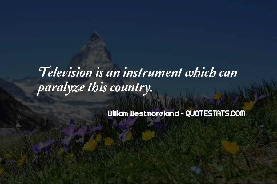 Westmoreland Quotes #786846