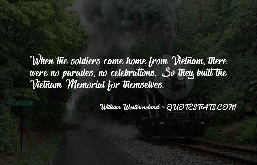 Westmoreland Quotes #862248