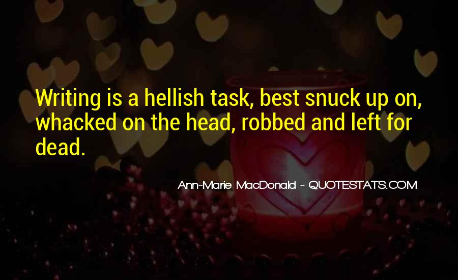 Whacked Out Quotes #1012286