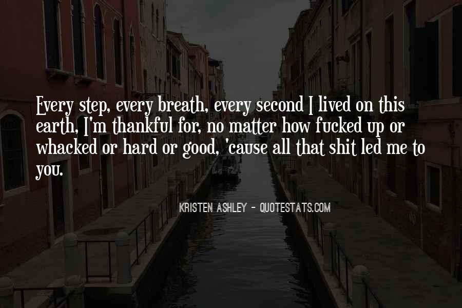 Whacked Out Quotes #313569