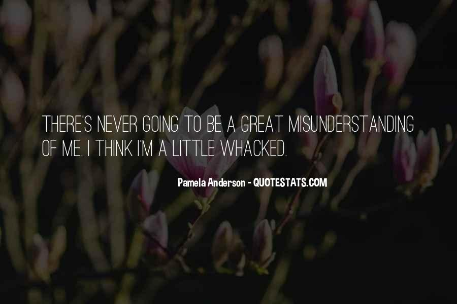 Whacked Out Quotes #453545