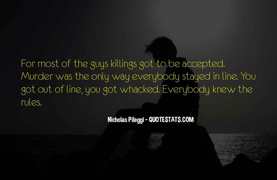 Whacked Out Quotes #900538