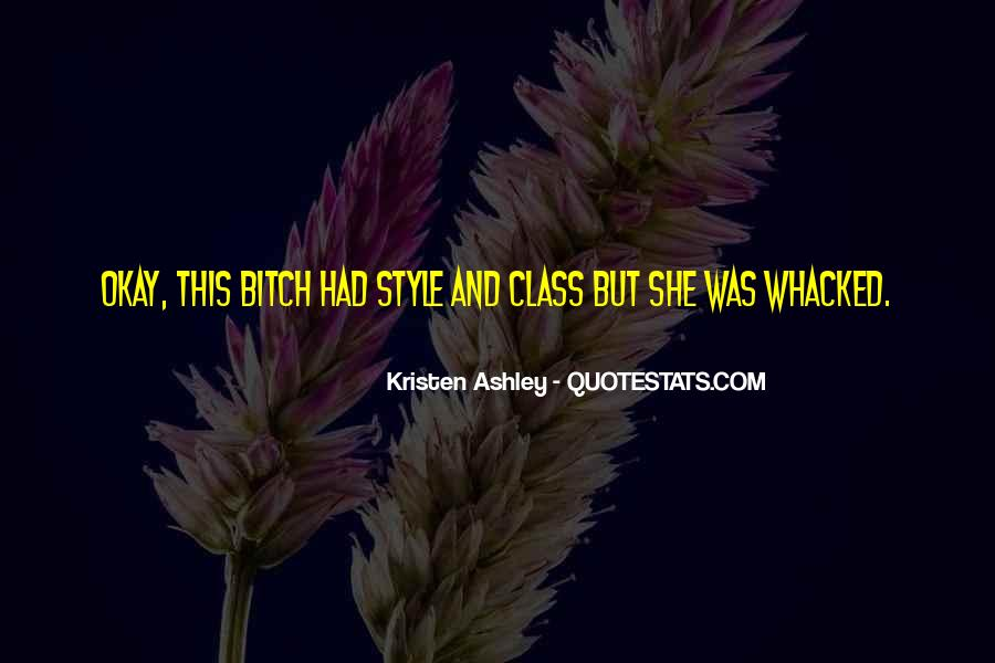 Whacked Out Quotes #902694