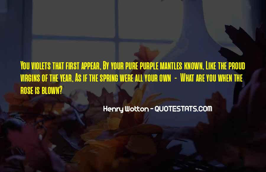 What Are You Proud Of Quotes #1466199