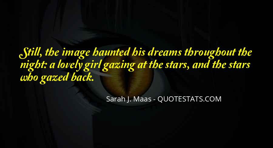 Quotes About Stars At Night #1016414