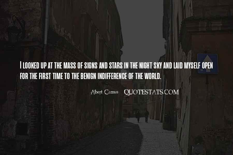 Quotes About Stars At Night #1059529