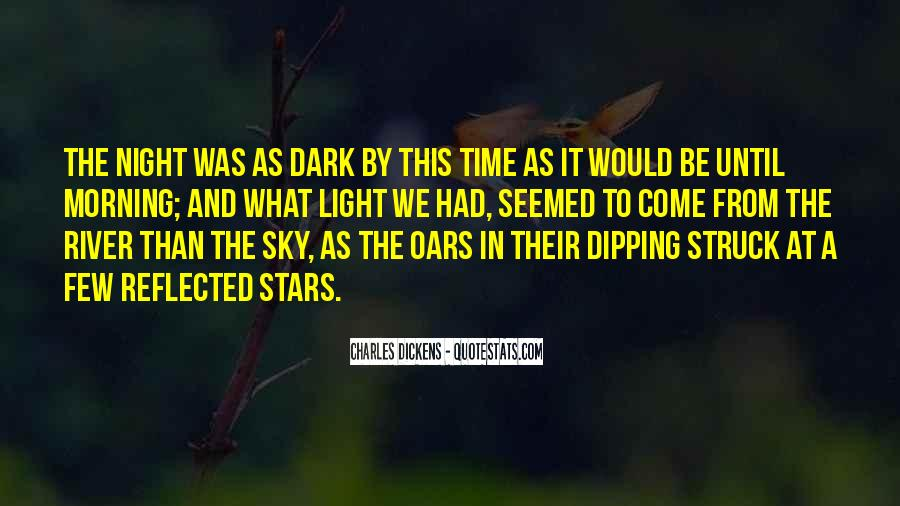 Quotes About Stars At Night #108262