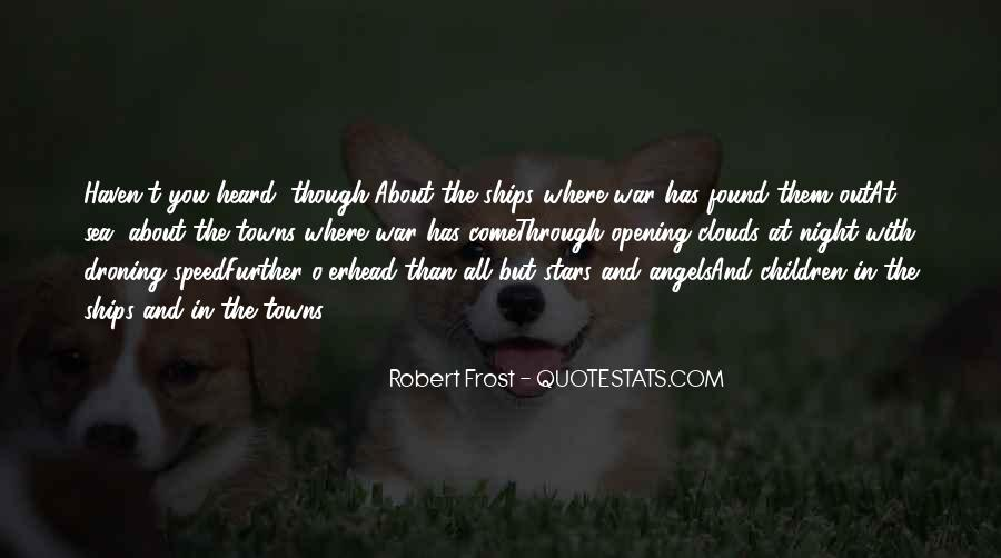 Quotes About Stars At Night #1109179