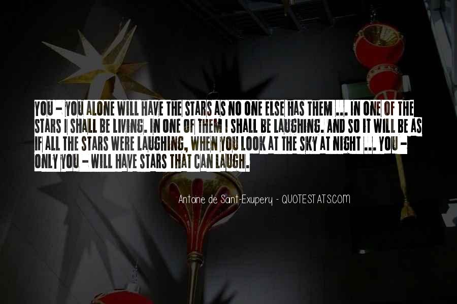 Quotes About Stars At Night #181897