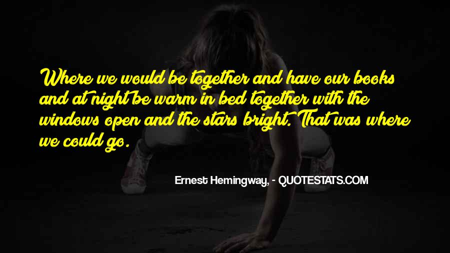 Quotes About Stars At Night #2086