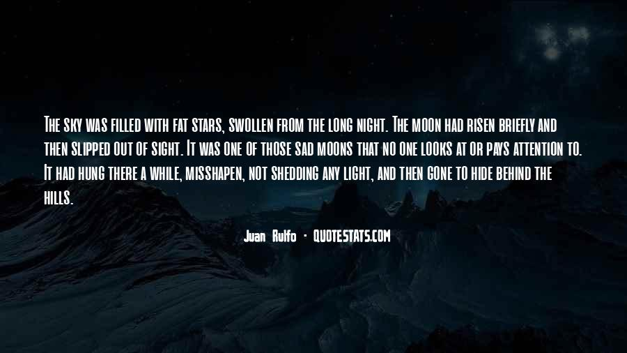 Quotes About Stars At Night #286151