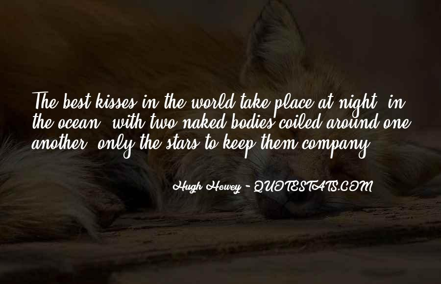 Quotes About Stars At Night #29365