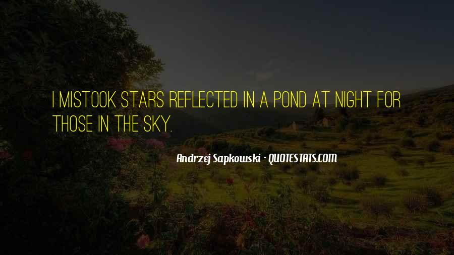 Quotes About Stars At Night #311872