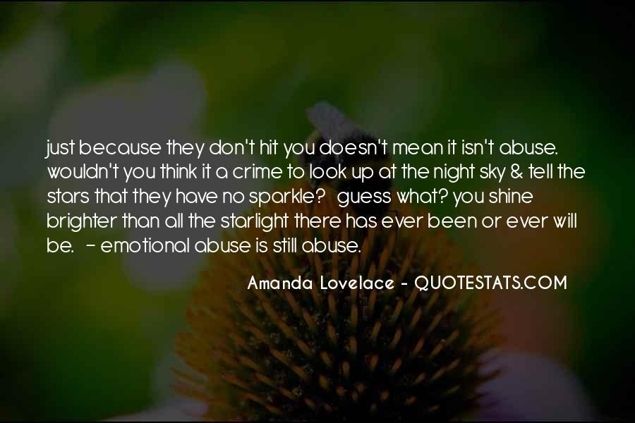Quotes About Stars At Night #410217