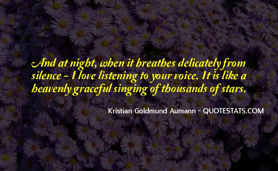 Quotes About Stars At Night #452432