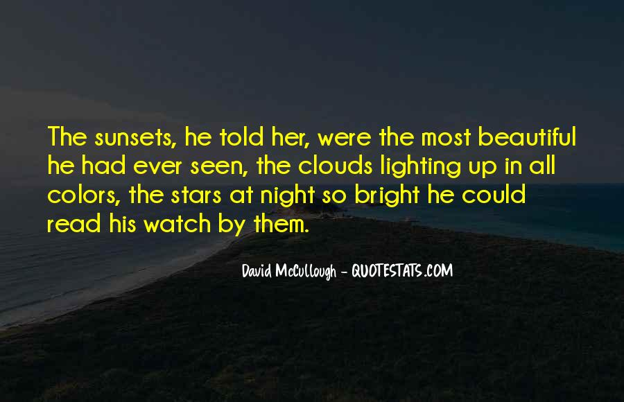 Quotes About Stars At Night #454942