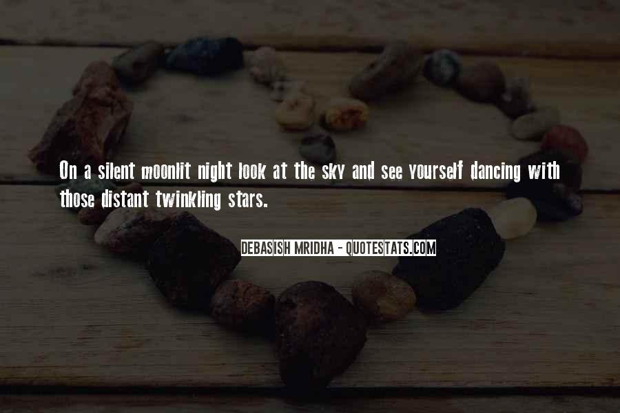 Quotes About Stars At Night #490893