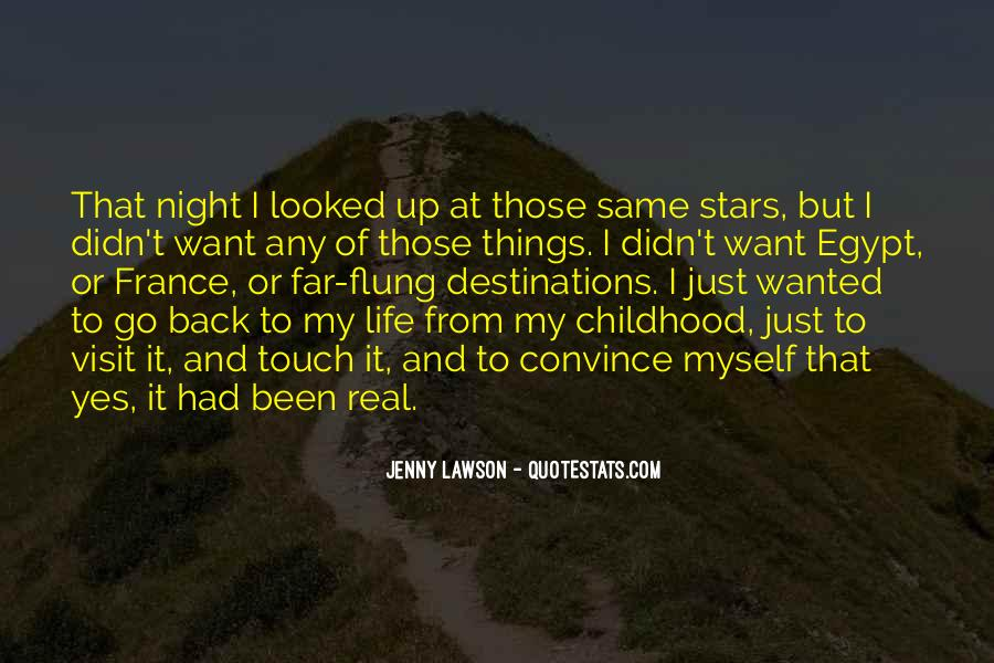 Quotes About Stars At Night #619682
