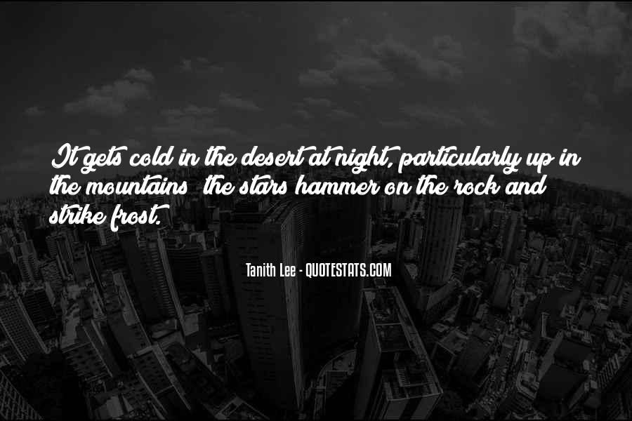 Quotes About Stars At Night #623241