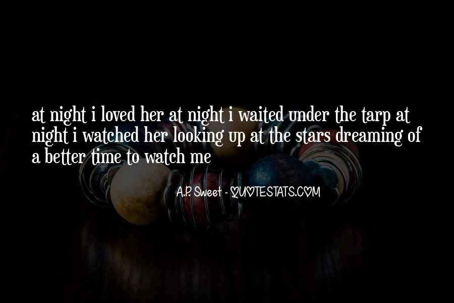 Quotes About Stars At Night #667403