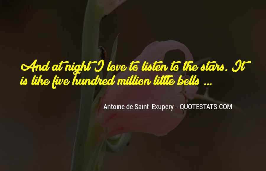 Quotes About Stars At Night #689958