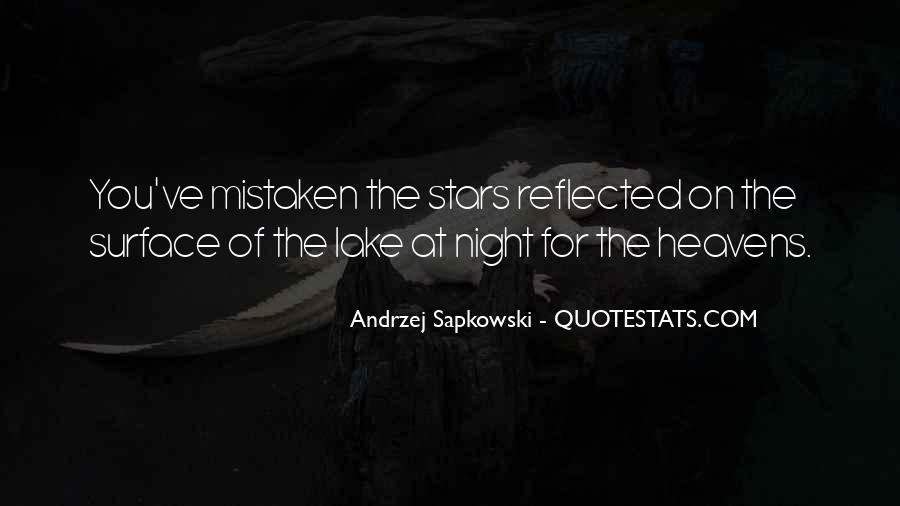 Quotes About Stars At Night #850061