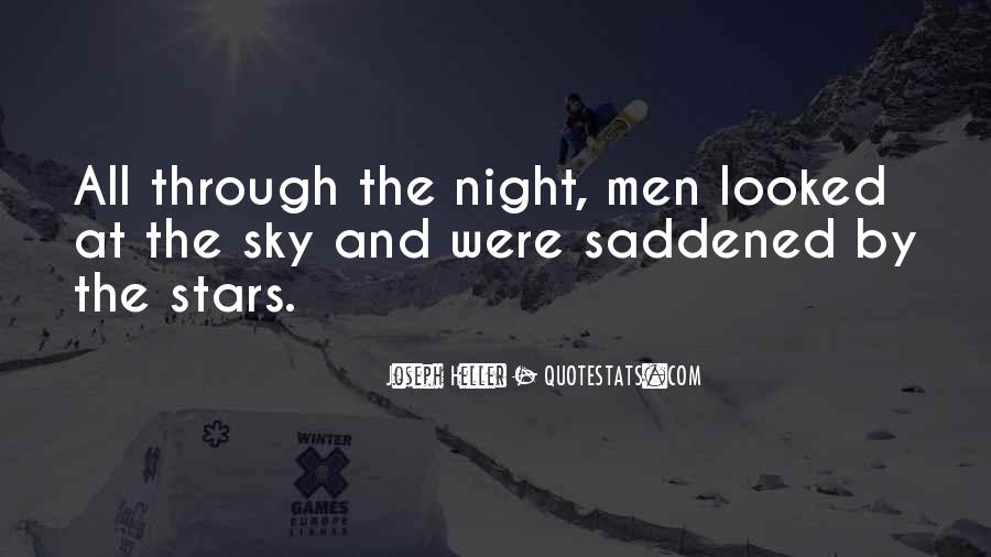 Quotes About Stars At Night #893671