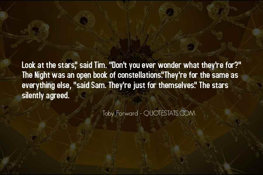 Quotes About Stars At Night #899285