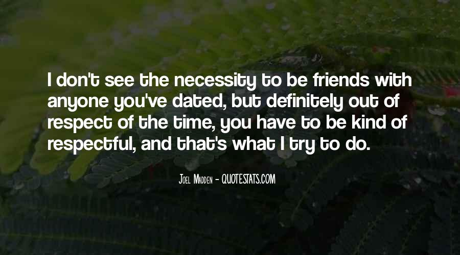 What Friends Don't Do Quotes #1090204