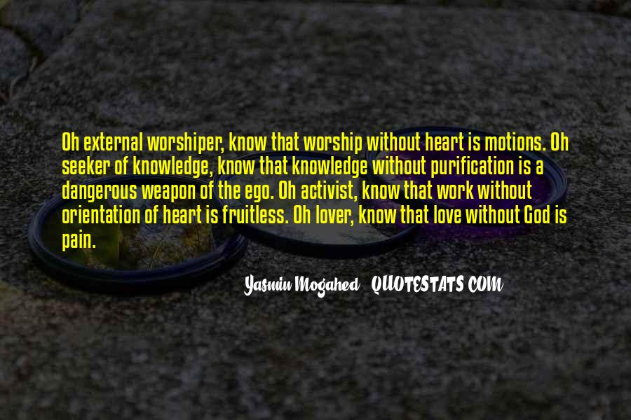 What God Wants You To Know Quotes #15093