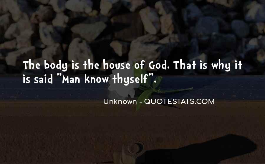 What God Wants You To Know Quotes #17264